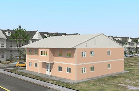 Prenosná trieda 594 m²