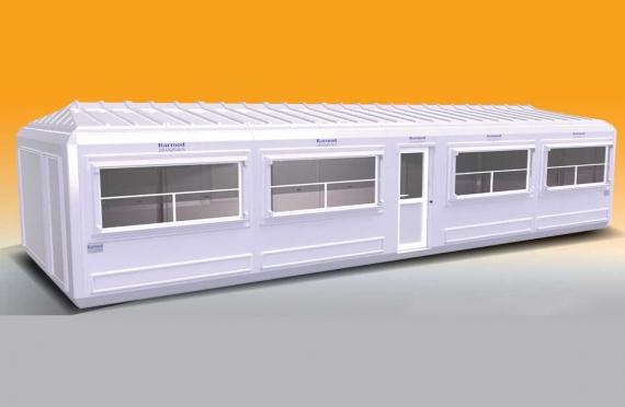 390x1100 cm mobilná stavba