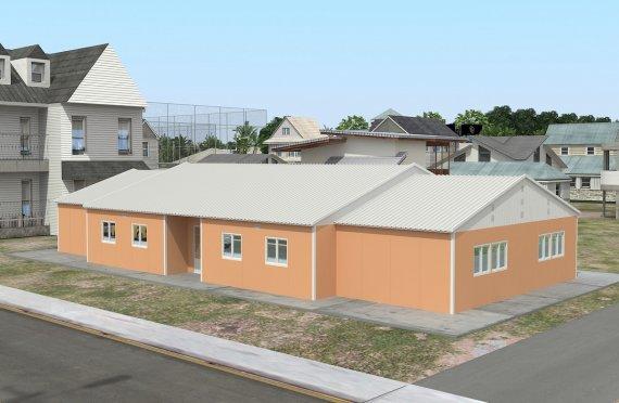 Prenosná trieda 272 m²