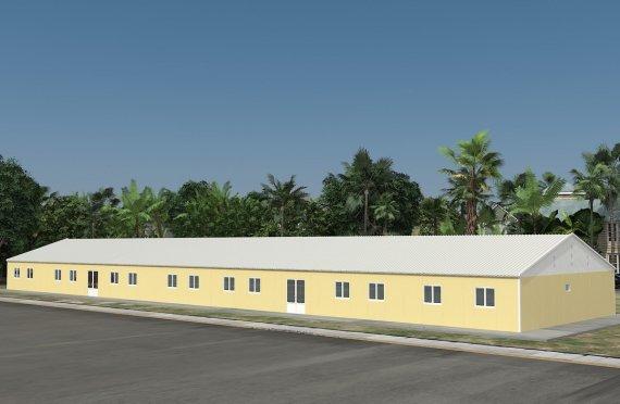 Mobilná trieda 681 m²