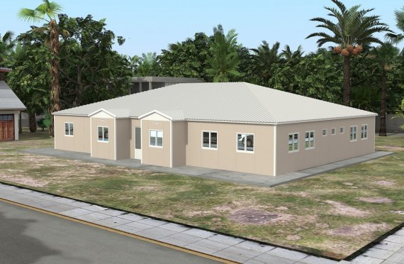 Mobilná trieda 289 m²