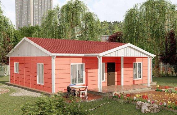 Montované Domy 100 m2