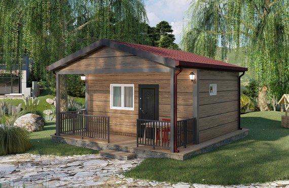 Montované Domy 28 m2