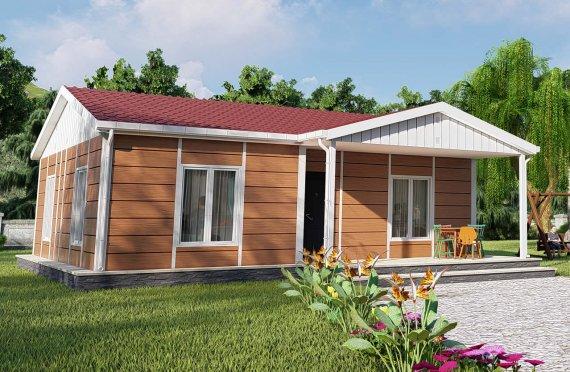 Montované Domy 75 m2
