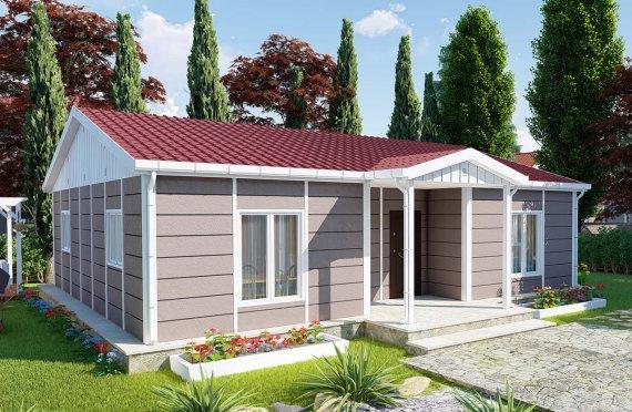 Montované Domy 95 m2