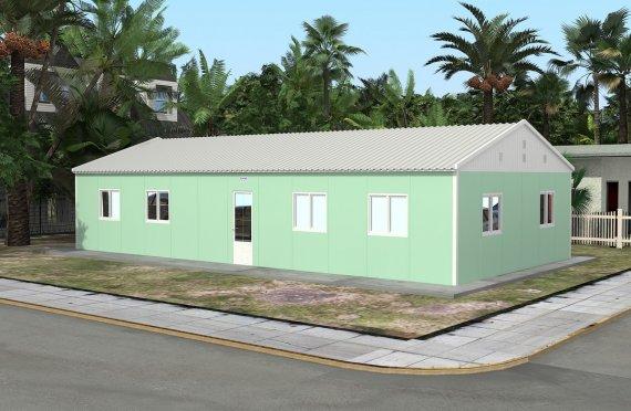 Prenosná trieda 117 m²