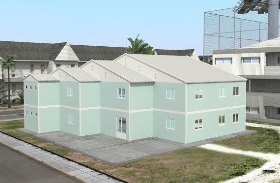 Mobilná trieda 508 m²