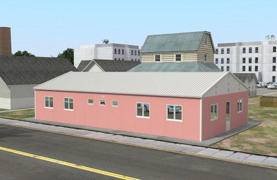 Modulárna ubytovacia jednotka 148 m²