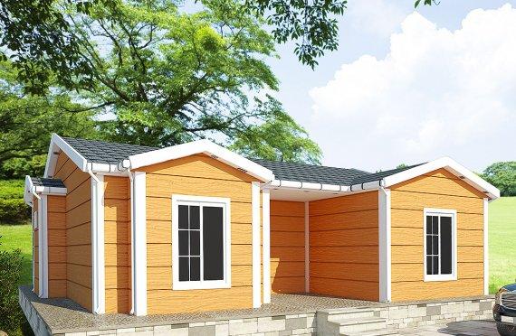 Prefabrikovaný dom 98 m²