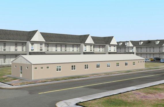 Modulárna ubytovacia jednotka  339 m²