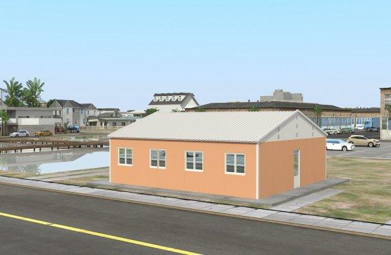 Modulárna ubytovacia jednotka 91 m²
