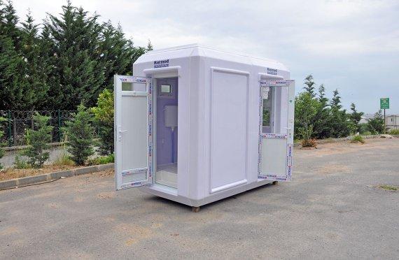 150x270  Mobilná toaleta a bezpečnostná kabína