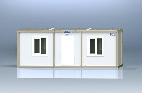 Rozoberateľný kancelársky kontajner K2002