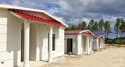 Karmod dokončil projekt oceľových domov v Paname