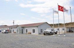 Modulárne budovy pre tretie letisko v Istanbule postavené spoločnosťou Karmod.