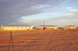 Alžírske modulárne stavebné mestečko