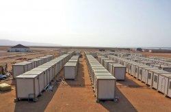 Vytvorili sme modulové mestečko pre baníkov zlata v Guinei