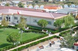 Prefabrikovaná obecná budova manažmentu je dokončená