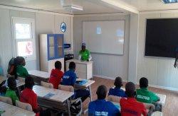 Mobilné školy v Nigérii
