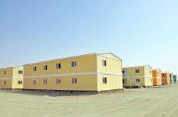 Karmod vybudoval montované mesto pre 10 000 ľudí za 7 mesiacov.