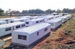 Tábory Karmod v Nigérii pre príslušníkov mierových síl OSN