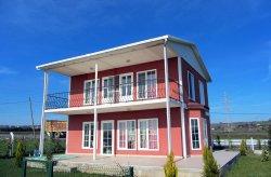 Dvojpodlažné montované domy