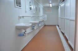 Kontajnerová toaleta/sprcha