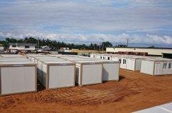 kontajnerový utečenecký tábor