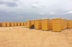 Mobilné polyetylénové toalety