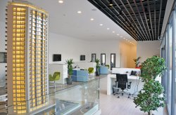 Montovaná kancelária