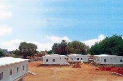 Montované vojenské stavby